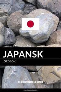 Japansk Ordbok: En Amnesbaserad Metod