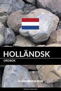Holländsk Ordbok: En Ämnesbaserad Metod