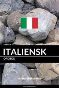 Italiensk Ordbok: En Amnesbaserad Metod