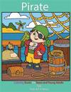 Pirate: Coloring Books for Teens and Young Adults: Sea (Kids & Children)