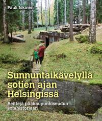 Sunnuntaikävelyllä sotien ajan Helsingissä