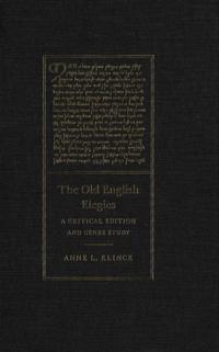 Old English Elegies