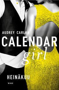 Calendar Girl. Heinäkuu