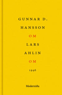 Om Om av Lars Ahlin