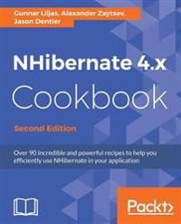NHibernate 4.x Cookbook -