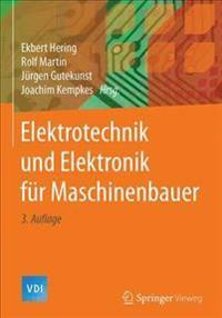 Elektrotechnik Und Elektronik Fur Maschinenbauer