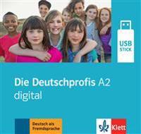 Die Deutschprofis A2 digital. USB-Stick