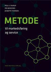 Metode - til markedsføring og service