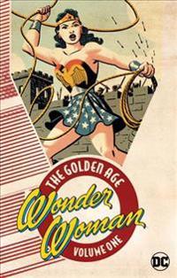 Wonder Woman the Golden Age 1