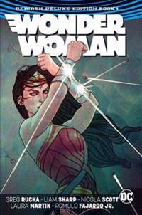 Wonder Woman Rebirth 1
