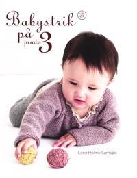 Babystrik på pinde 3