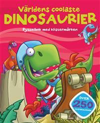 Världens coolaste dinosaurier