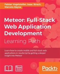 Meteor: Full-Stack Web Application Development