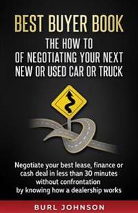 How To Negotiate The Best Car Lease Deal