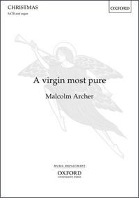 A virgin most pure