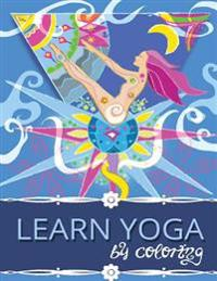 Learn Yoga by Coloring