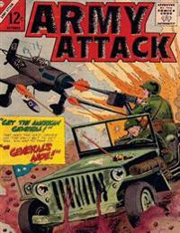 Army Attack: Volume 40 Get the American General! the General's Aide!: History Comic Books, Comic Book, Ww2 Historical Fiction, WWII
