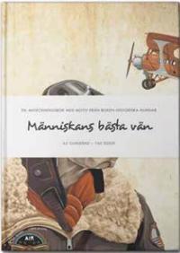 Historiska hundar : anteckningsbok - rutnät