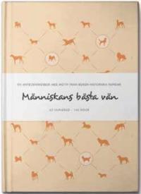 Historiska hundar : anteckningsbok - hund