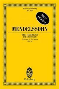 The Hebrides, Op. 26