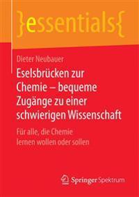 Eselsbr cken Zur Chemie - Bequeme Zug nge Zu Einer Schwierigen Wissenschaft