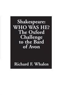 Shakespeare--Who Was He?