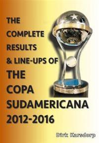 Complete results and line-ups of the copa sudamericana 2012-2016