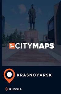 City Maps Krasnoyarsk Russia