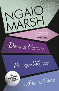 Vintage Murder / Death in Ecstasy / Artists in Crime