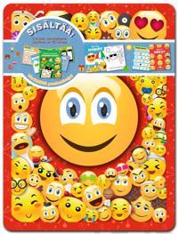 Emojit Happy Tin -puuhapakkaus