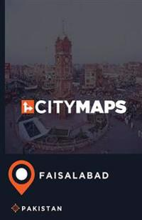 City Maps Faisalabad Pakistan