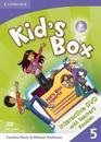 Kid's Box Level 5 Interactive Dvd (Pal) + Teacher's Booklet