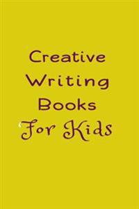 Creative Writing Books for Kids: 6 X 9, 108 Lined Pages (Diary, Notebook, Journal)
