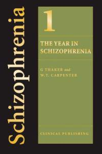 The Year in Schizophrenia