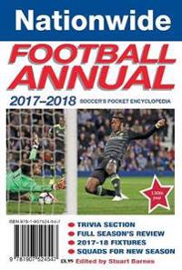 Nationwide annual 2017-18 - soccers pocket encyclopedia