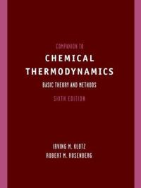 Companion to Chemical Thermodynamics