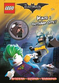 LEGO the Batman movie - kaos i Gotham City!