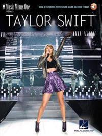 Music Minus One Swift Taylor Sing 8 Favorites Voice