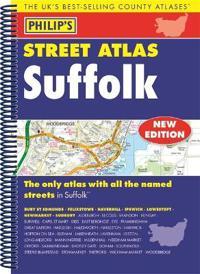 Philip's Street Atlas Suffolk
