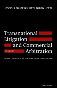 Transnational Litigation and Commercial Arbitration