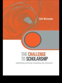 Challenge to Scholarship