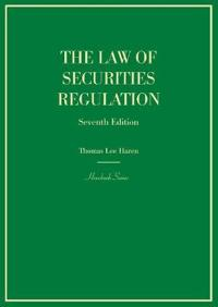The Law of Securities Regulation