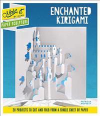Paper Sculpture Enchanted Kirigami