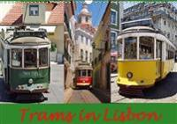 Trams in Lisboa 2018