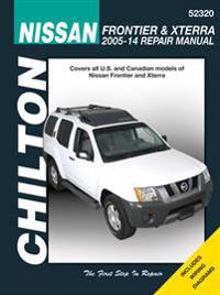 Nissan Frontier & Xterra Chilton Repair Manual