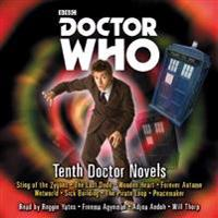 Doctor Who: Tenth Doctor Tales: 10 Doctor Novels