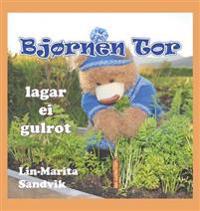 Bjørnen Tor Lagar Ei Gulrot
