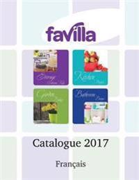 Favilla Catalog 2017
