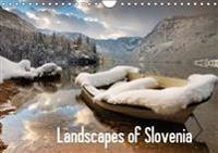 Landscapes of Slovenia 2018