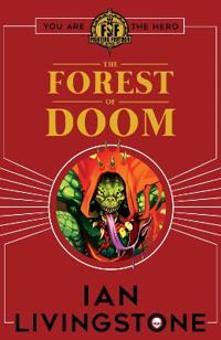 Fighting Fantasy  Forest of Doom - Ian Livingstone - pocket (9781407181288)     Bokhandel